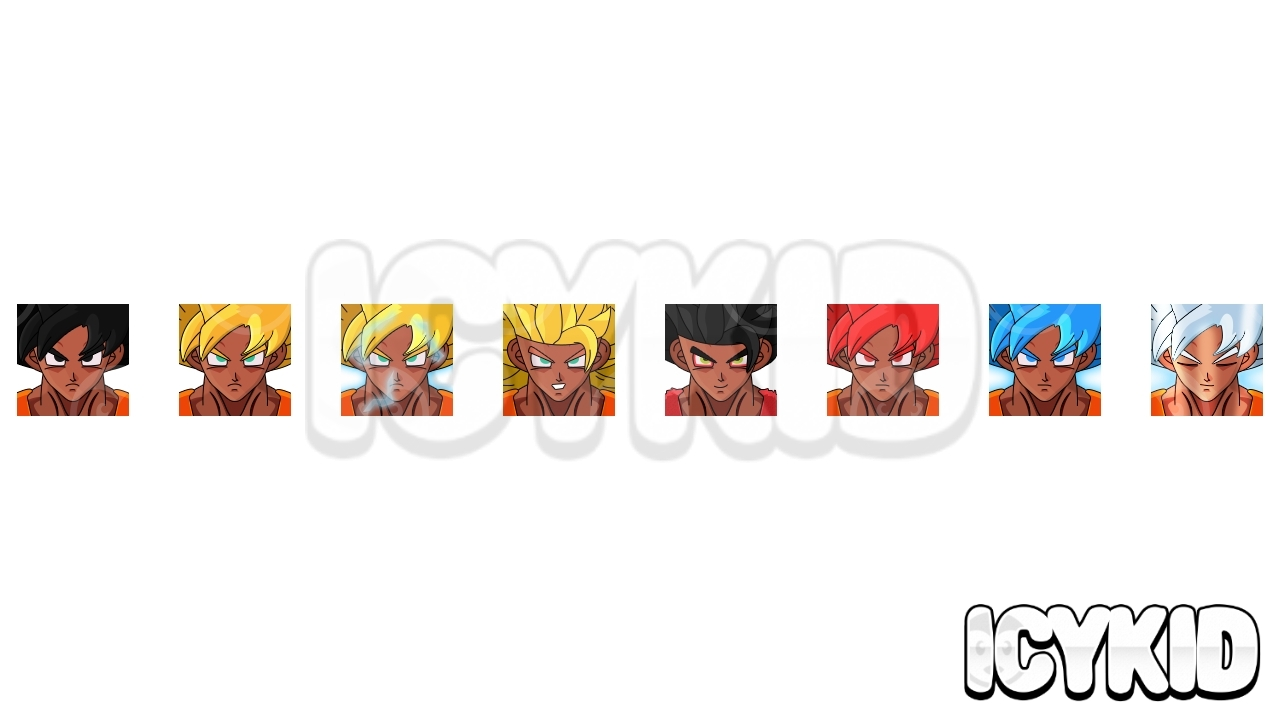 Dragon Ball Emotes