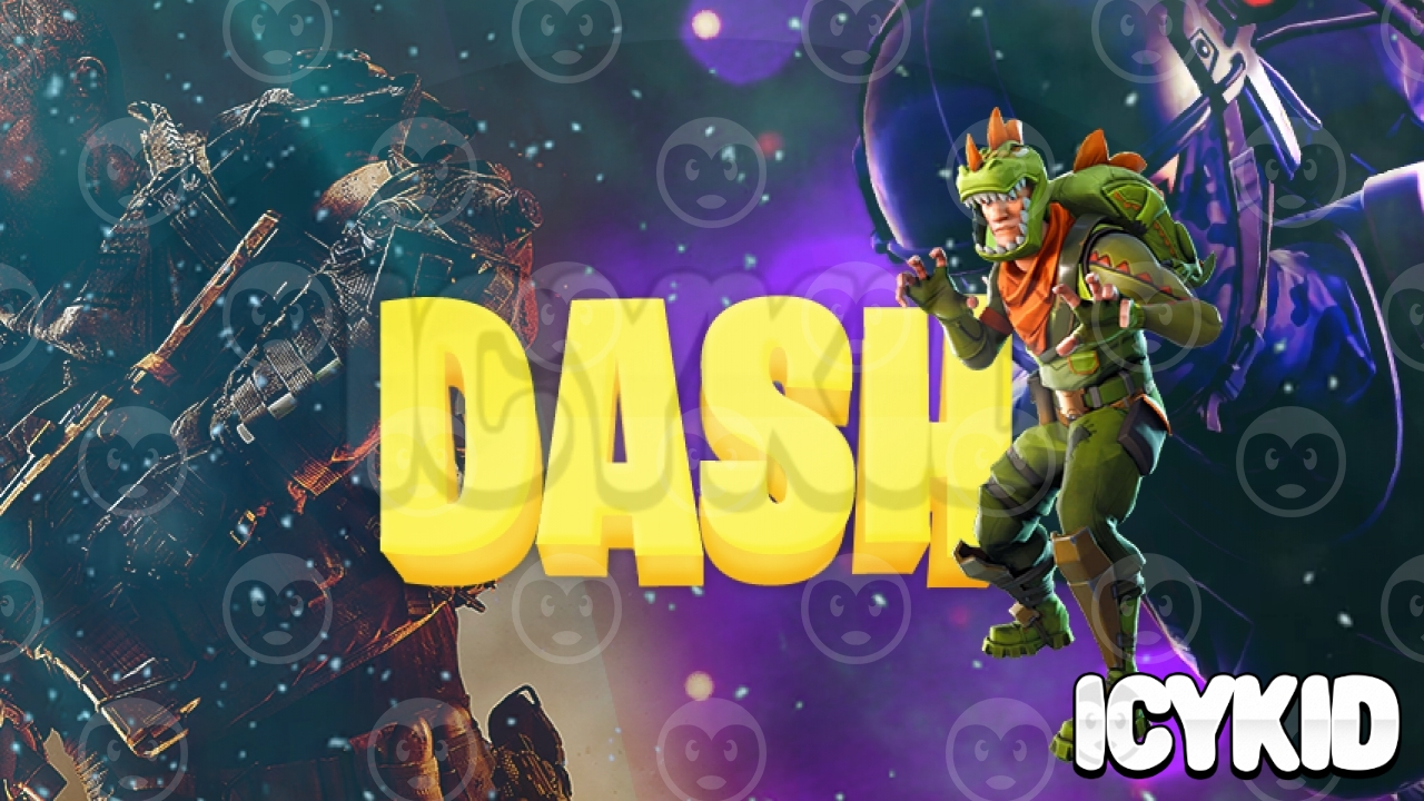 Dash Fortnite Cover